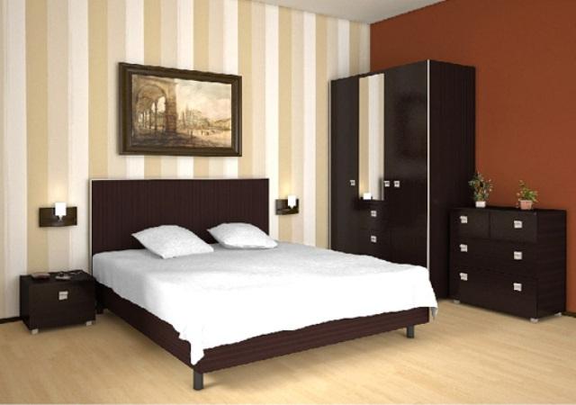 Вега 6 спальный гарнитур производство