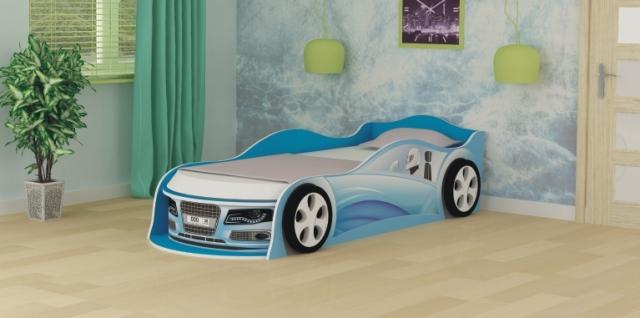 Авто 3-1 кровать