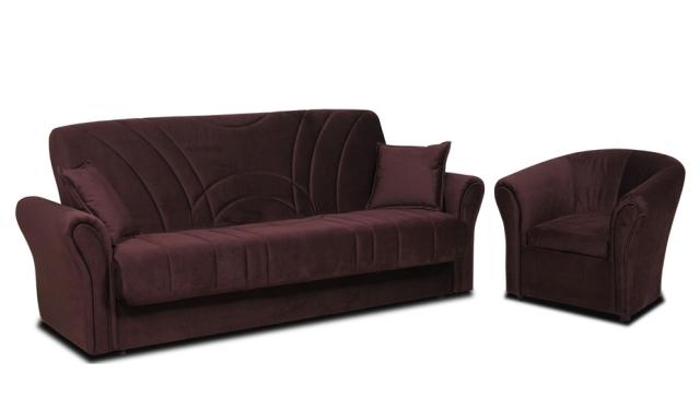 Лион диван + 2 кресла