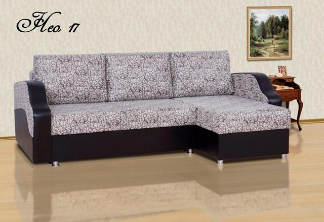 Нео-17, угловой диван