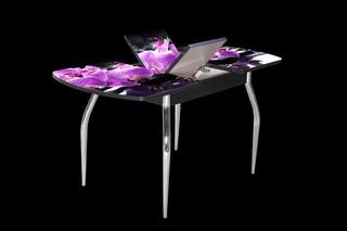 Грация, стол Орхидея сиреневая
